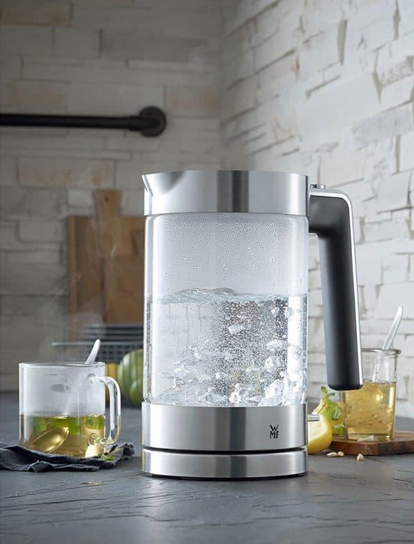 Ấm Siêu Tốc WMF Lono Glass Waserkocher 1.7L