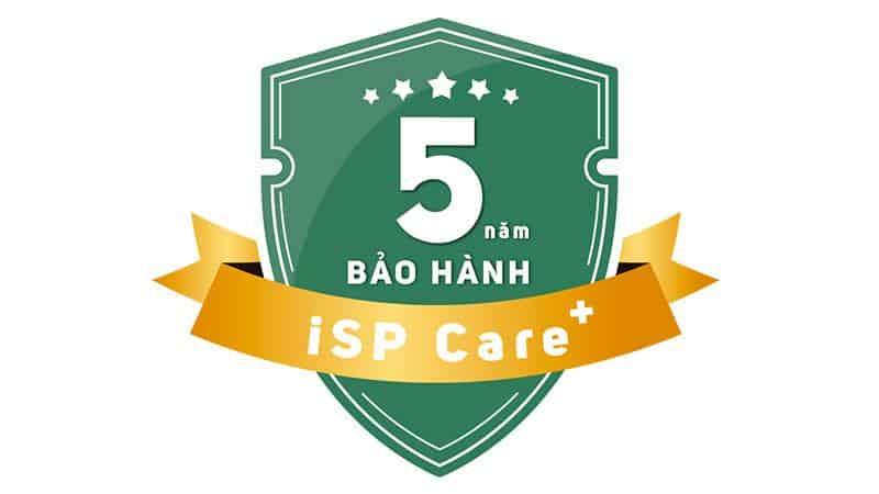 iSP Care+ - Bảo hành thêm 5 Năm