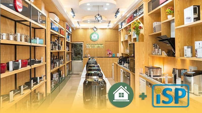 iSP Việt Nam hợp tác Minh Housewares