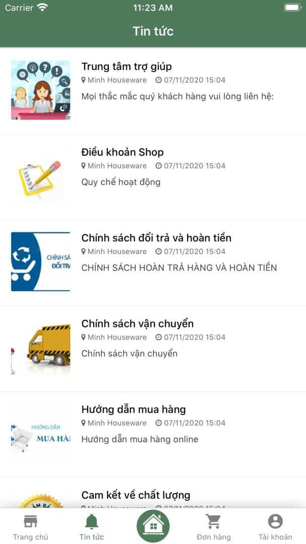 8 Minhhouseware nha phan phoi uy tin