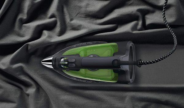 Bàn Là Hơi Nước Rowenta DW6030 Eco Intellogence - Black/Green - 3