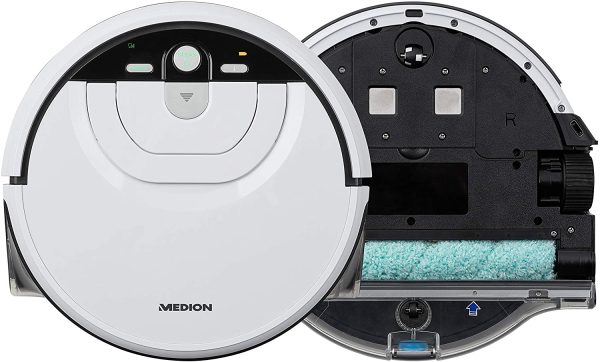 Robot Lau Nhà Medion MD 18379 - Màu trắng