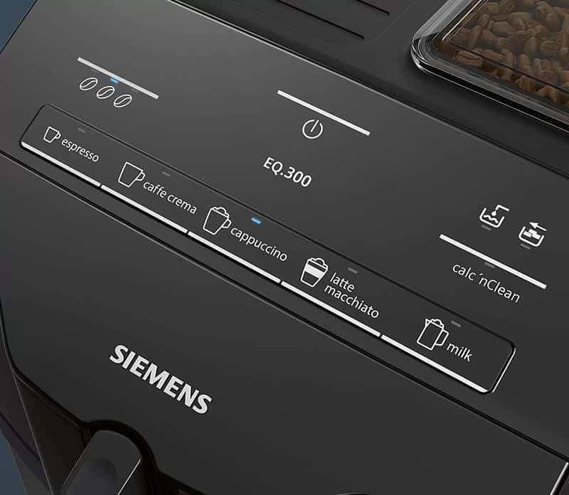 Máy Pha Cafe Tự Động Siemens TI35A509DE EQ.300