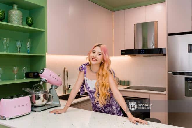Tủ lạnh Smeg được Jun Phạm mua với giá 80 triệu