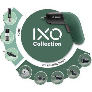 Máy Bắt Vít Cầm Tay Bosch Ixo VI