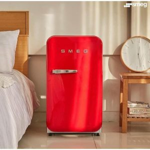 Tủ Lạnh Một Cửa Smeg FAB5RRD5 Red