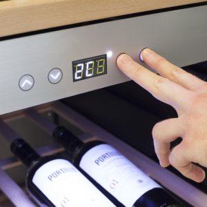 caso weinkuehlen wine chef pro 180 00779 005 w1400 center