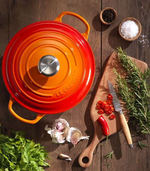 le creuset round casserole dish 24cm 1