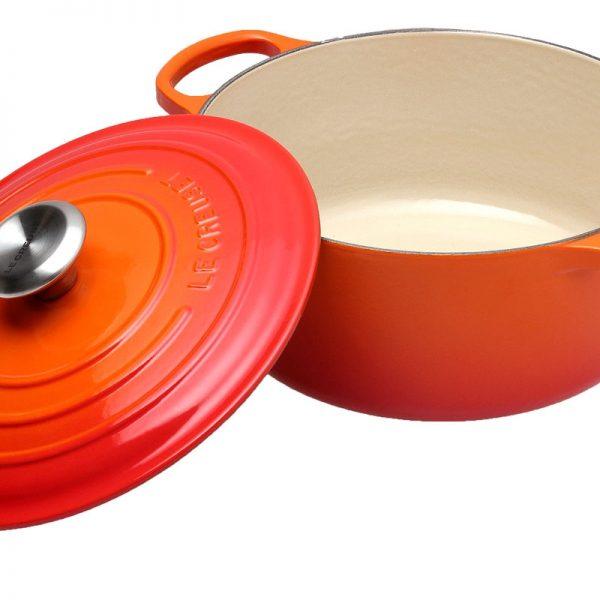le creuset round casserole dish 24cm 4