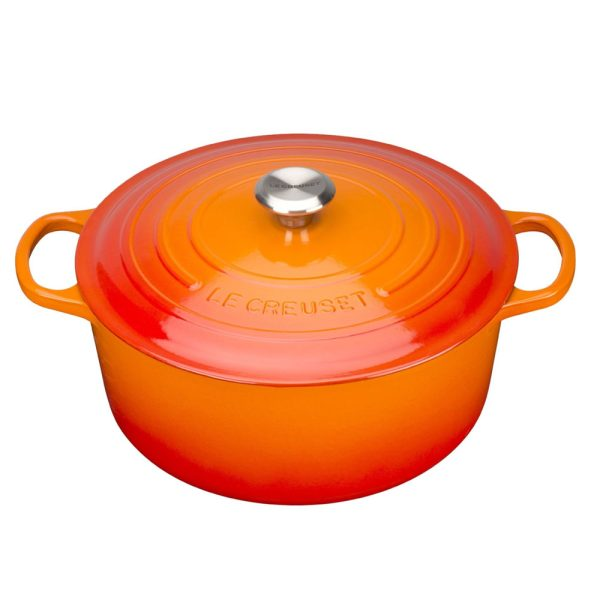 le creuset round casserole dish 24cm 5