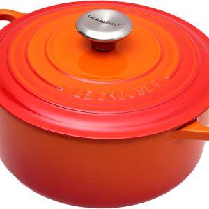 le creuset round casserole dish 24cm 7