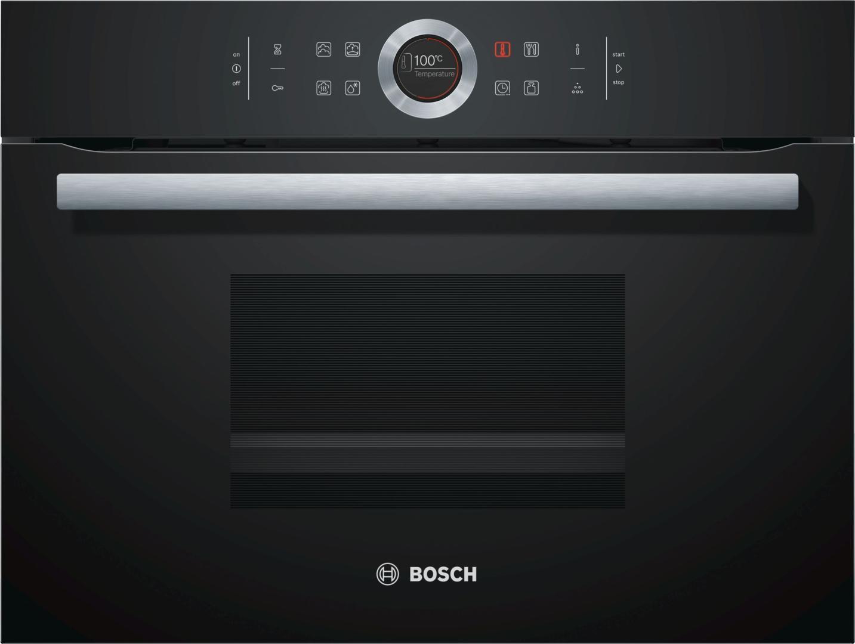 Lò Hấp Bosch CDG634AB0 Seri 8 Âm Tủ