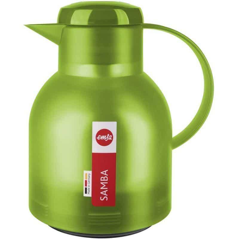 Bình Giữ Nhiệt Emsa Samba Vacuum 505763 - Green 1L