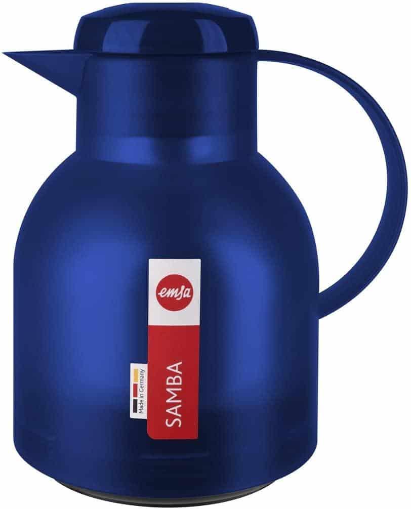Bình Giữ Nhiệt Emsa Samba Vacuum 504231 - Màu xanh dương