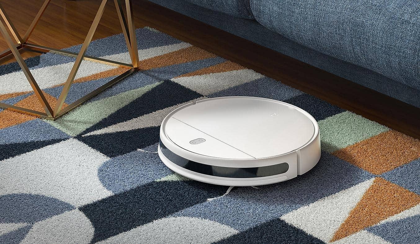 9 robot hut bui Xiaomi Vacuum Mop Essential SKV4136GL
