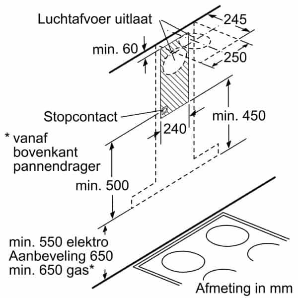 Hút Mùi Bosch DWB77CM50 Series 6 - 70cm-5