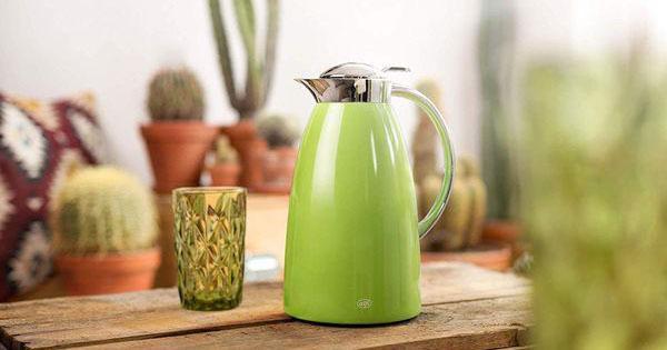 Bình Giữ Nhiệt Alfi Gusto Metal 1L - Apple Green