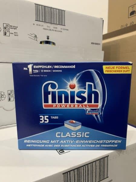 Viên Rửa Bát Finish Powerball Classic 35 Viên