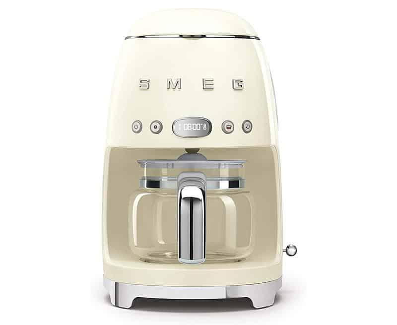 Máy Pha Cafe Smeg DCF02CREU Cream