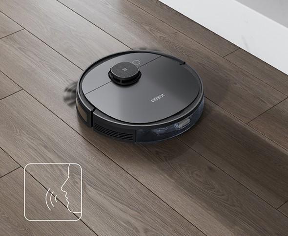 Robot Hút Bụi Lau Nhà Deebot Ozmo 950 Care Nhiều Giẻ Lau Hơn - Nhập Khẩu Từ Đức