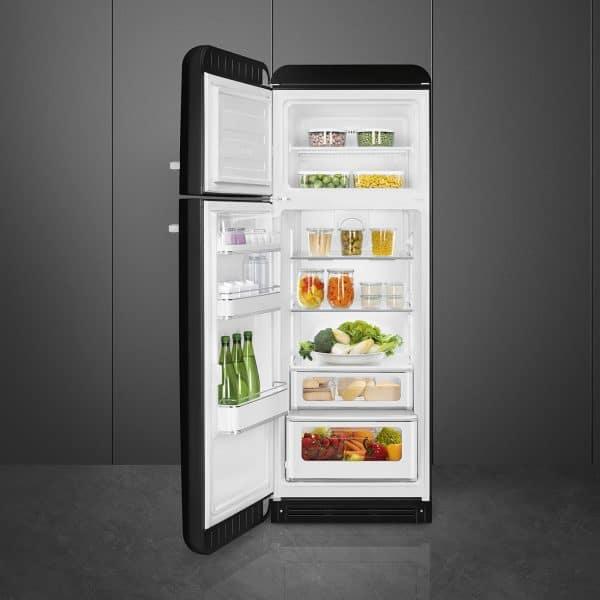 Tủ Lạnh Smeg FAB30LBL5 Black 72L - Nhập Khẩu Từ Đức