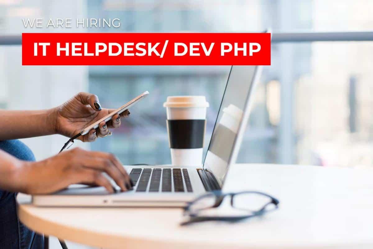 Minh Housewares Tuyển dụng chuyên viên IT Helpdesk/ Dev PHP Fulltime