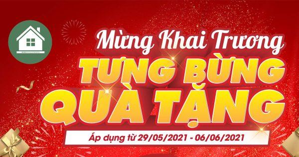 Khai Trương Minh Housewares Chi Nhánh Quận 7 TPHCM