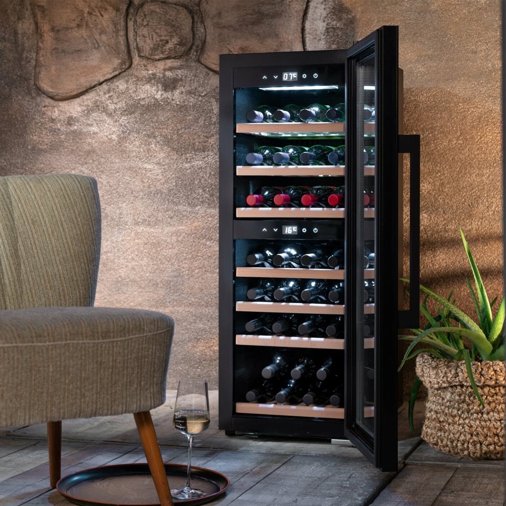 Tủ Rượu Caso WineExclusive 38 Chai 721
