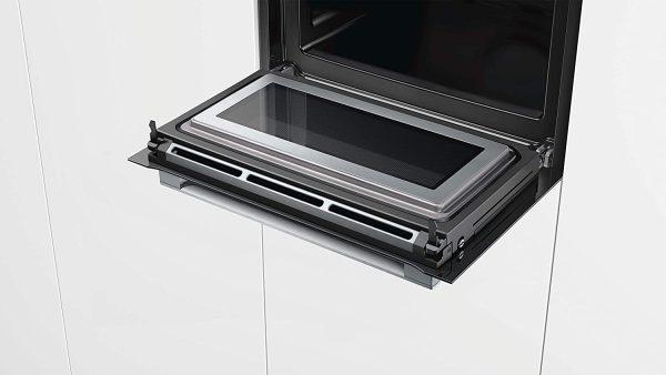 Lò Nướng Kèm Vi Sóng Bosch CMG633BS1 Serie 8-6