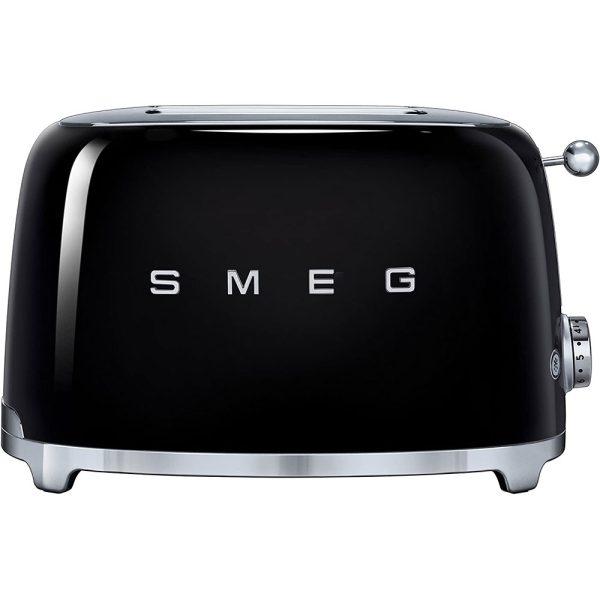Máy Nướng Bánh Mỳ Smeg TSF01BLEU Black