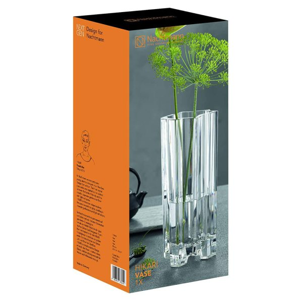 Bình Cắm Hoa Nachtman Hikari 101938 Vase