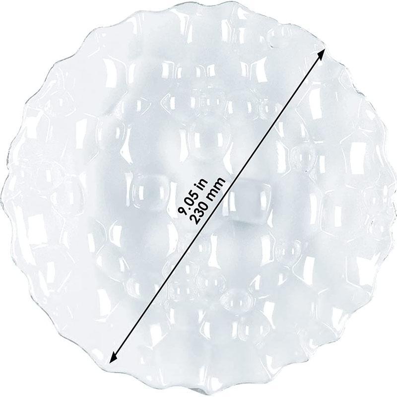 Bộ 2 Đĩa Pha Lê Nachtmann 93628, 23cm