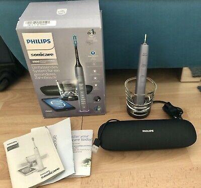 Philips HX9924 43 Sonicare DiamondClean Smart Elektrische Zahnburste