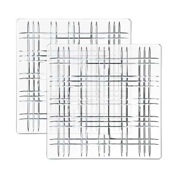 Set 2 Đĩa Nachtmann 101045 - Square Platter 8 Inch
