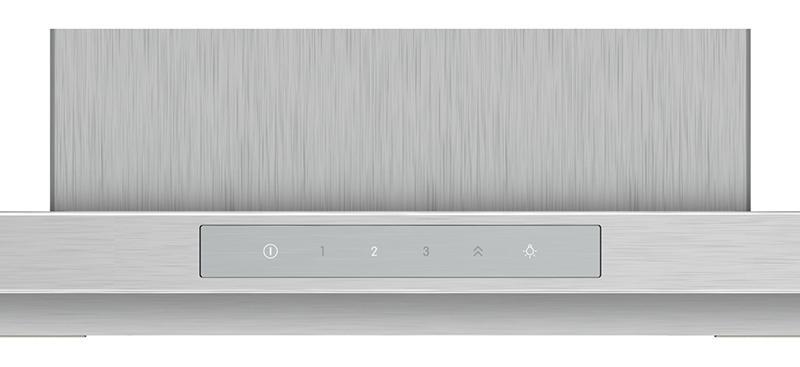 mặt điều khiểnMáy Hút Mùi Treo Tường Bosch DWB97LM50 Series 6