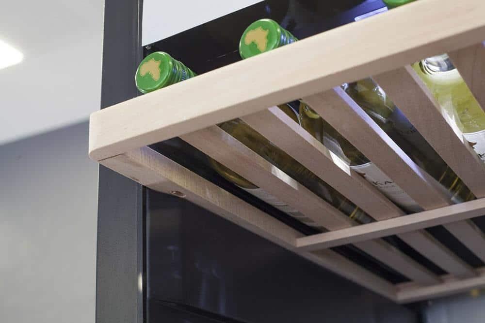 Tủ Bảo Quản Rượu Vang CASO WineChef Pro 126 Chai