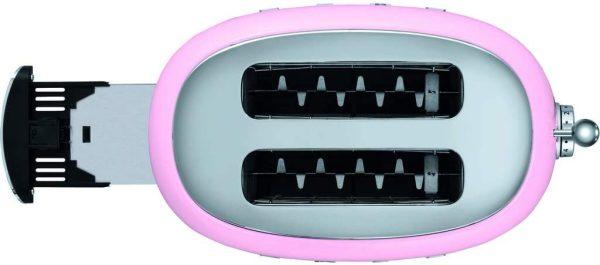 Máy Nướng Bánh Mì Smeg TSF01PKEU Pink-3