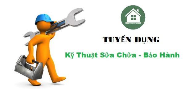 Mình Housewares Tuyển dụng sửa chữa bảo hành1