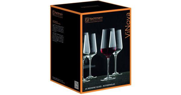 Bộ 4 Ly Thuỷ Tinh Nachtamnn 98073 Vinova