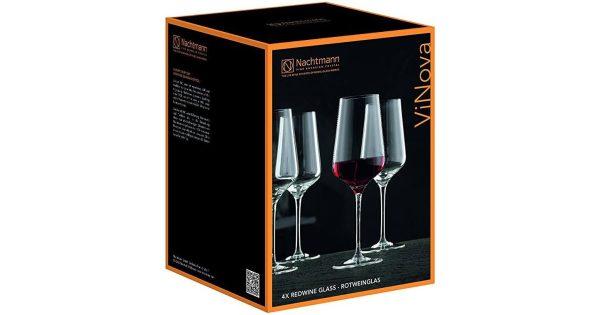 Bộ 4 Ly Champange Nachtmann 98075 Vinova