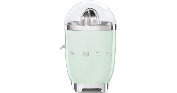 Máy Vắt Cam Smeg CJF01PGEU Pastel Green 1