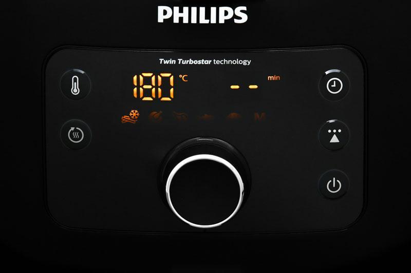 Nồi Chiên Không Dầu Philips HD9650-1
