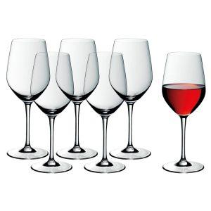 Bộ 6 Ly Rượu Vang Đỏ WMF Easy Plus 09.1003.9990