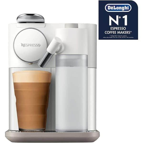 Máy Pha Cà Phê Delonghi Nespresso Gran Lattissima EN650.W-1