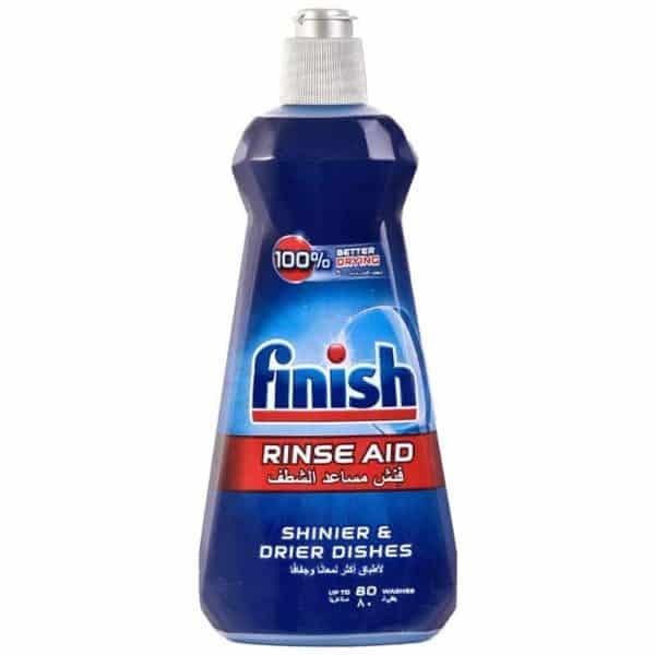 Chai Nước Làm Bóng Finish Rinse Aid 400 ml