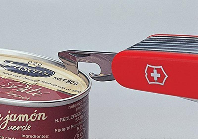 Dụng Cụ Đa Năng Victorinox Climber 1.3703 - Red-4
