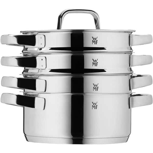 Bộ Nồi Xửng Wmf Compact Cuisine Pot 20cm - 4 Món-5