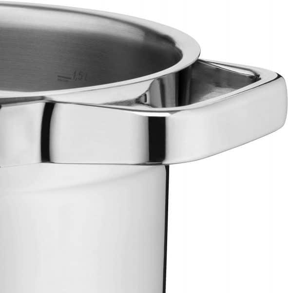Bộ Nồi Xửng Wmf Compact Cuisine Pot 20cm - 4 Món-2