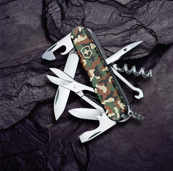 Dụng Cụ Đa Năng Victorinox Climber G/Mimetiche 1.3703.94 - Camouflage-4