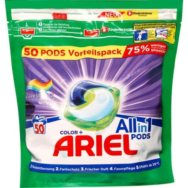 Túi Viên Giặt Ariel Color 8037 - 50 Viên